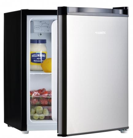 シンプルでスタイリッシュな冷蔵庫
