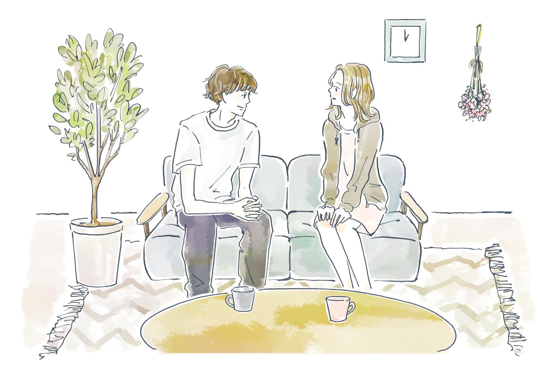 【夏生さえり小説<3>】理想の家探し「約束の一年」