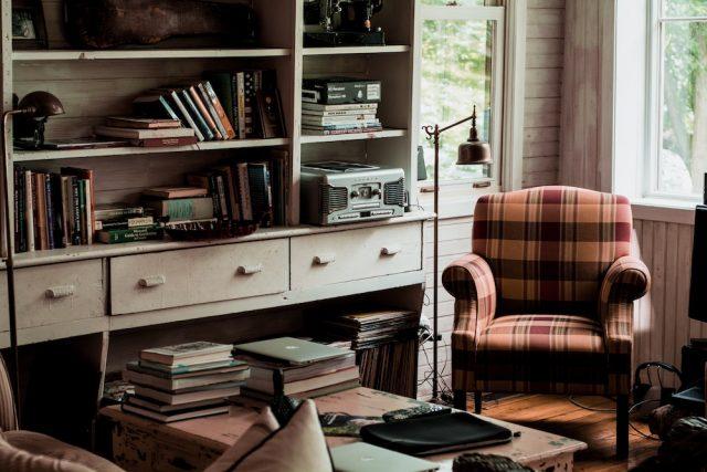 趣味に没頭できる部屋を作るのも素敵ですね。