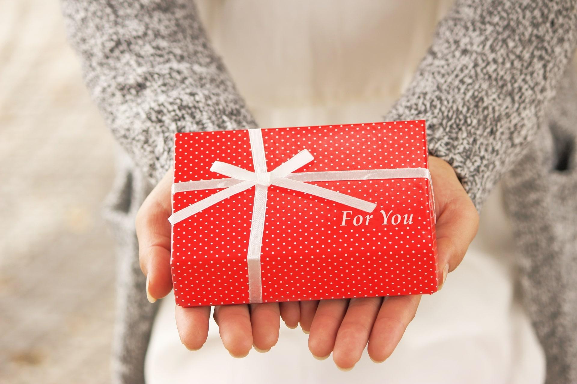 一人暮らしの男性がもらって嬉しいプレゼント