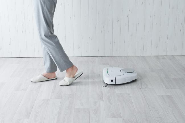 次世代ロボット掃除機「ルーロ」
